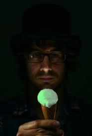gelato fluorescente