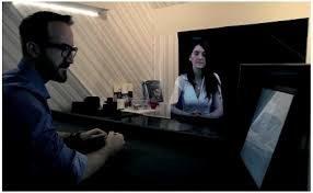 Quando la fantascienza diventa realtà: la telepresenza olografica
