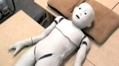 Robot-bambini per controllare la pedofilia?