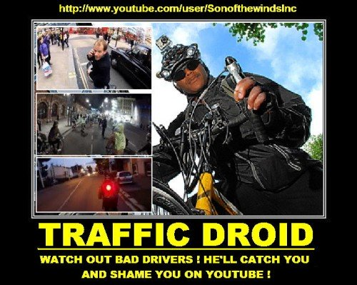 traffic droid