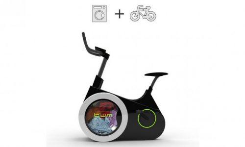 La cyclette-lavatrice: un modo per risparmiare?