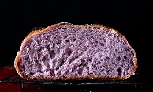 Il pane viola amico della salute