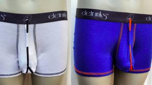 Eletrunks: le mutande del futuro per uomo, con il cordino per…