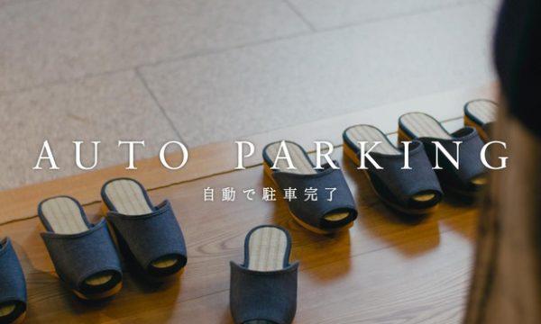 """Le pantofole che si """"parcheggiano"""" da sole"""