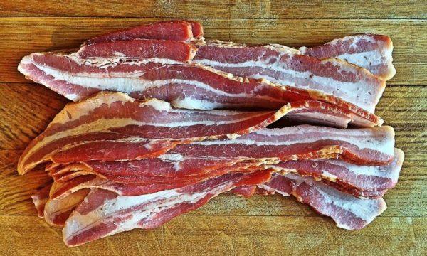 Cerotti alla pancetta per saziare la voglia di carne.